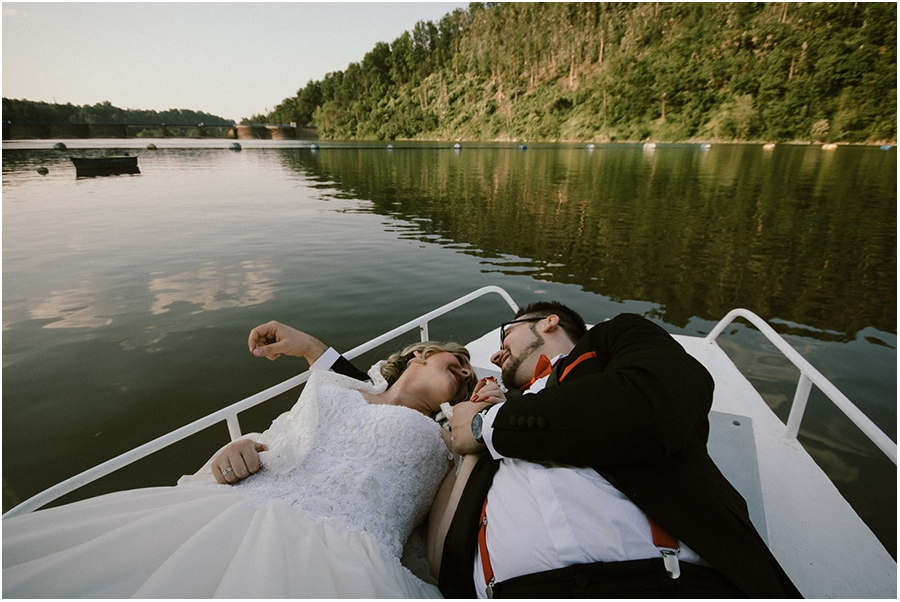 Alma and Denis (Jezero Modrac BiH) wedding photographer Modrac