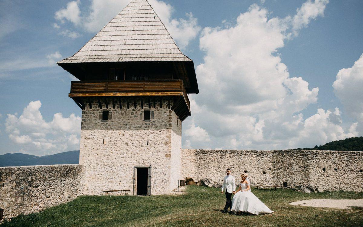 Aldina and Adnan (Sanski Most, BiH)
