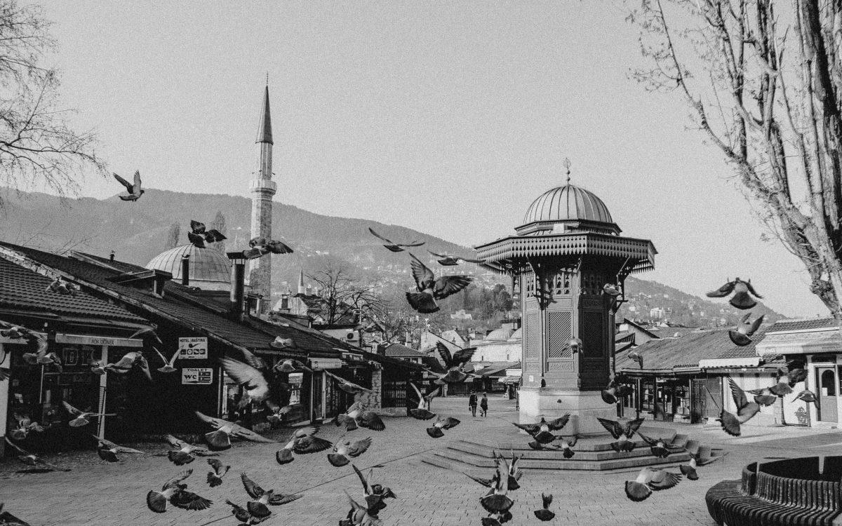 Sarajevo u doba corone