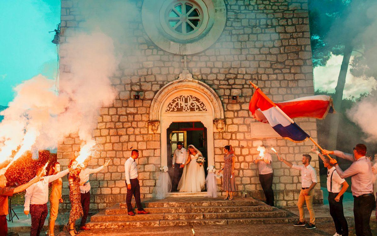 Antonela i Dario (Dubrovnik , Croatia)